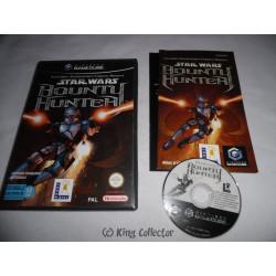 Jeu Game Cube - Star Wars : Bounty Hunter - GC