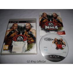 Jeu Playstation 3 - EA Sports MMA - PS3