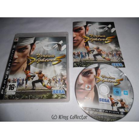 Jeu Playstation 3 - Virtua Fighter V - PS3
