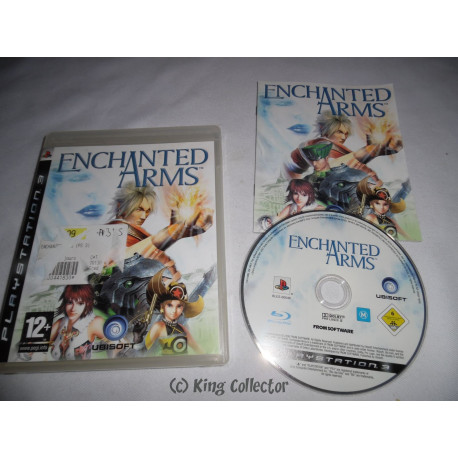 Jeu Playstation 3 - Enchanted Arms - PS3