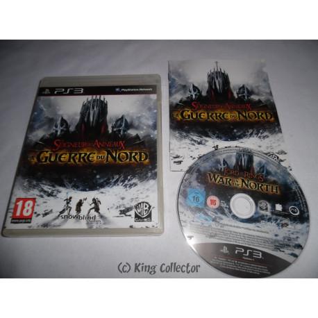 Jeu Playstation 3 - Le Seigneur des Anneaux : La Guerre du Nord - PS3