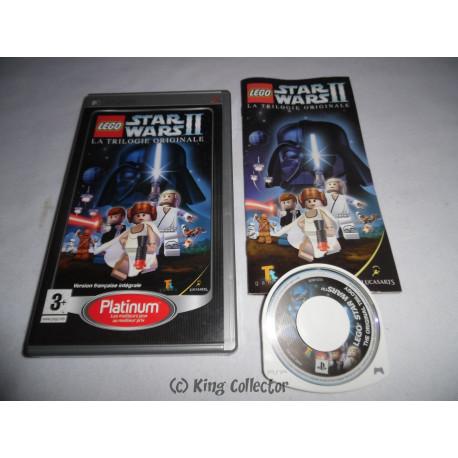 Jeu PSP - LEGO Star Wars II : La Trilogie Originale (Platinum)