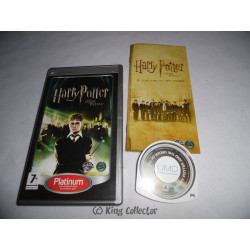 Jeu PSP - Harry Potter And The Order Of The Phoenix (Platinum)
