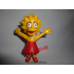 Figurine - The Simpsons - Lisa - Yolanda / Comansi