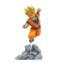Figurine - Dragon Ball Z - Soul X Soul - Son Goku - Banpresto