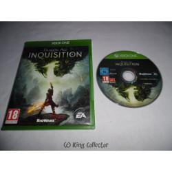Jeu Xbox One - Dragon Age Inquisition