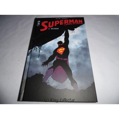 Comic - Superman l'Homme de Demain - No 1 - Ulysse - Urban Comics