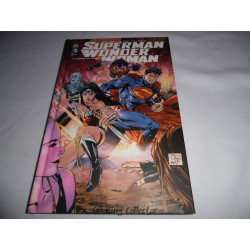 Comic - Superman / Wonder Woman - No 1 - Couple Mythique - Urban Comics