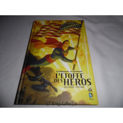 Comic - Superman & Batman - L'Etoffe des Héros - Urban Comics