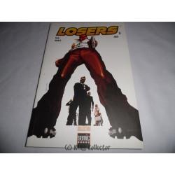 Comic - Losers - No 1 - Semic Books
