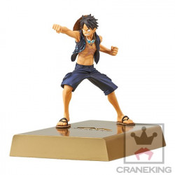 Figurine - One Piece - DXF Manhood 2 Piece - Luffy - Banpresto
