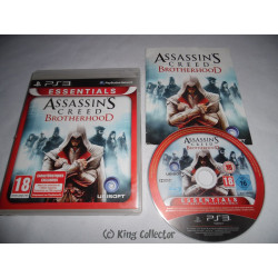 Jeu Playstation 3 - Assassin's Creed : Brotherhood (Essentials) - PS3