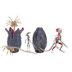 Figurine - Alien Covenant - Creature Accessory Pack - 18 cm - NECA