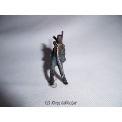 Jeu de construction - The Walking Dead - Michonne's Pet Walker - McFarlane