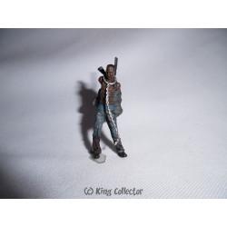 Jeu de construction - The Walking Dead - Michonne's Pet Walker - McFarlane