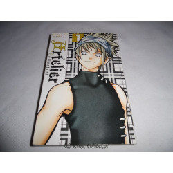 Manga - Artelier Collection - No 1 - Yen Hioka - Ki-Oon