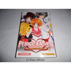 Manga - Prince Eleven la Double Vie de Midori - No 1 - Go Ikeyamada - Kurokawa