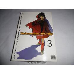 Manga - Tetsuwan Birdy - No 3 - Yuki Masami - Pika