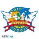 Tapis de souris - Sonic the Hedgehog - Logo Générique - ABYstyle