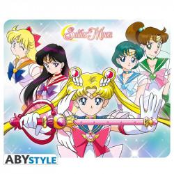 Tapis de souris - Sailor Moon - Guerrières - ABYstyle