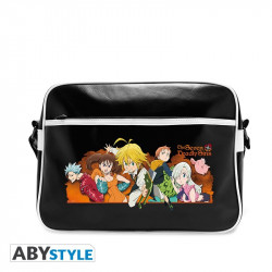Sac / Besace - The Seven Deadly Sins - Groupe - ABYstyle