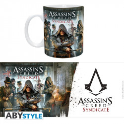 Mug / Tasse - Assassin's Creed - Jaquette - 320 ml - ABYstyle