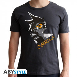 T-Shirt - Overwatch - Tracer - ABYstyle