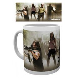 Mug / Tasse - The Walking Dead - Banner - Hole in the Wall