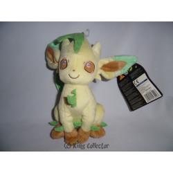 Peluche - Pokémon - Phyllali - 20 cm - Tomy