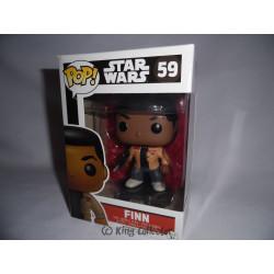 Figurine - Pop! Movies - Star Wars - Finn - Vinyl - Funko