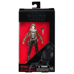 Figurine - Star Wars - Black Series - B9394 22 Jyn Erso (Jedha) (Rogue One) - Hasbro