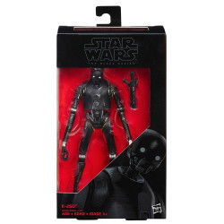 Figurine - Star Wars - Black Series - B9396 24 K-2SO (Rogue One) - Hasbro