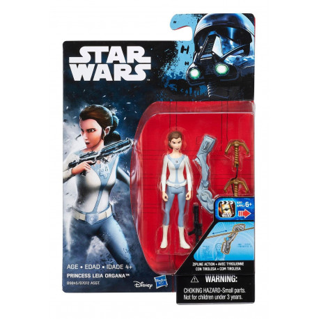Figurine - Star Wars Universe - B9845 Princess Leia Organa (Rebels) - Hasbro