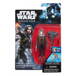 Figurine - Star Wars Universe - B9846 Sergeant Jyn Erso (Jedha) (Rogue One) - Hasbro