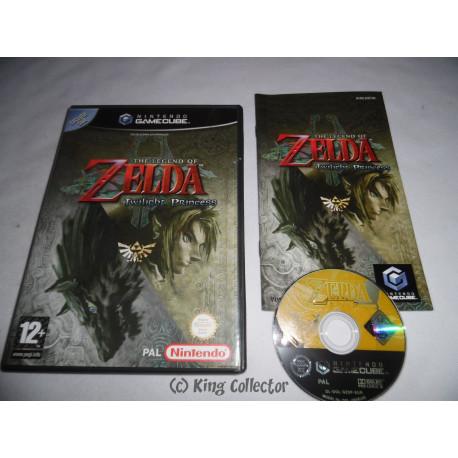 Jeu Game Cube - The Legend of Zelda : Twilight Princess - GC