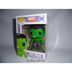 Figurine - Pop! Marvel - Hulk - Vinyl Figure - Funko