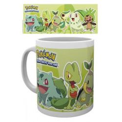 Mug / Tasse - Pokémon - Grass Partners - 300 ml - GB Eye