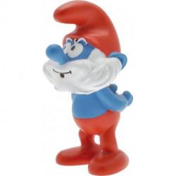 Figurine - Les Schtroumpfs - Grand Schtroumpf - Plastoy