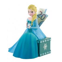 Tirelire - La Reine des Neiges - Elsa - 15 cm - Bullyland