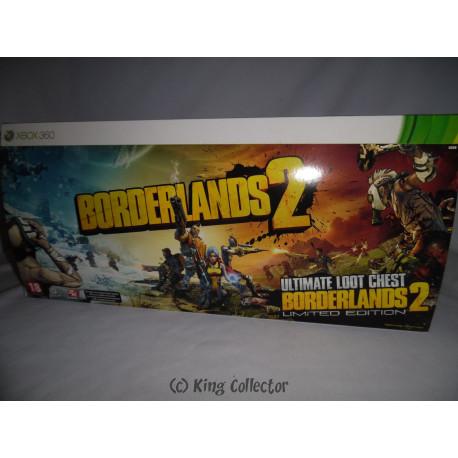 Jeu Xbox 360 - Borderlands 2 Edition Coffre à Trésor