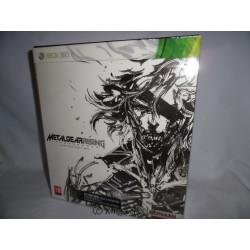 Jeu Xbox 360 - Metal Gear Rising : Revengeance - Edition Limitée