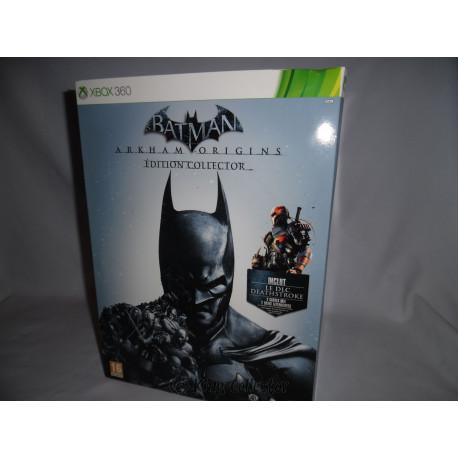 Jeu Xbox 360 - Batman Arkham Origins - Edition Collector