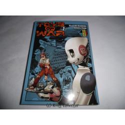 Manga - Toys of War - No 1 - Hiroyuki Ooshima / Gôsuto Hage - Kana