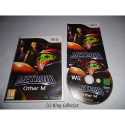 Jeu Wii - Metroid : Other M