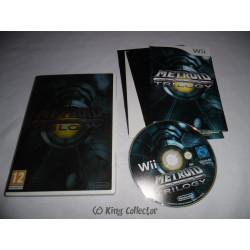 Jeu Wii - Metroid Prime Trilogy