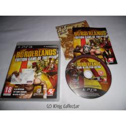 Jeu Playstation 3 - Borderlands GOTY - PS3
