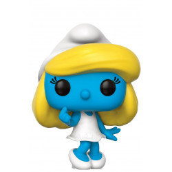 Figurine - Pop! Animation - The Smurfs - Smurfette - Vinyl - Funko