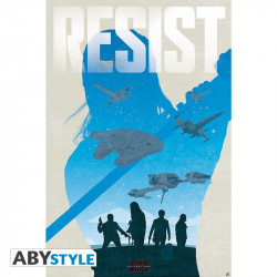 Poster - Star Wars - Resist - 91.5 x 61 cm - ABYstyle