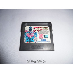 Jeu Game Gear - Superman The Man Of Steel