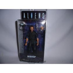 Figurine - Aliens - Alien - serie 3 - Bishop - 18 cm - NECA